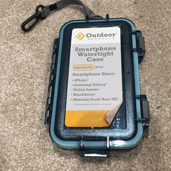 best website 45b44 bf97b Outdoor Products Accessories | Nwt Smartphone Watertight Case | Poshmark